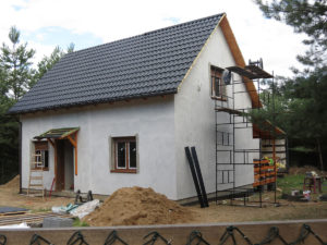 domy szkieletowe budowa